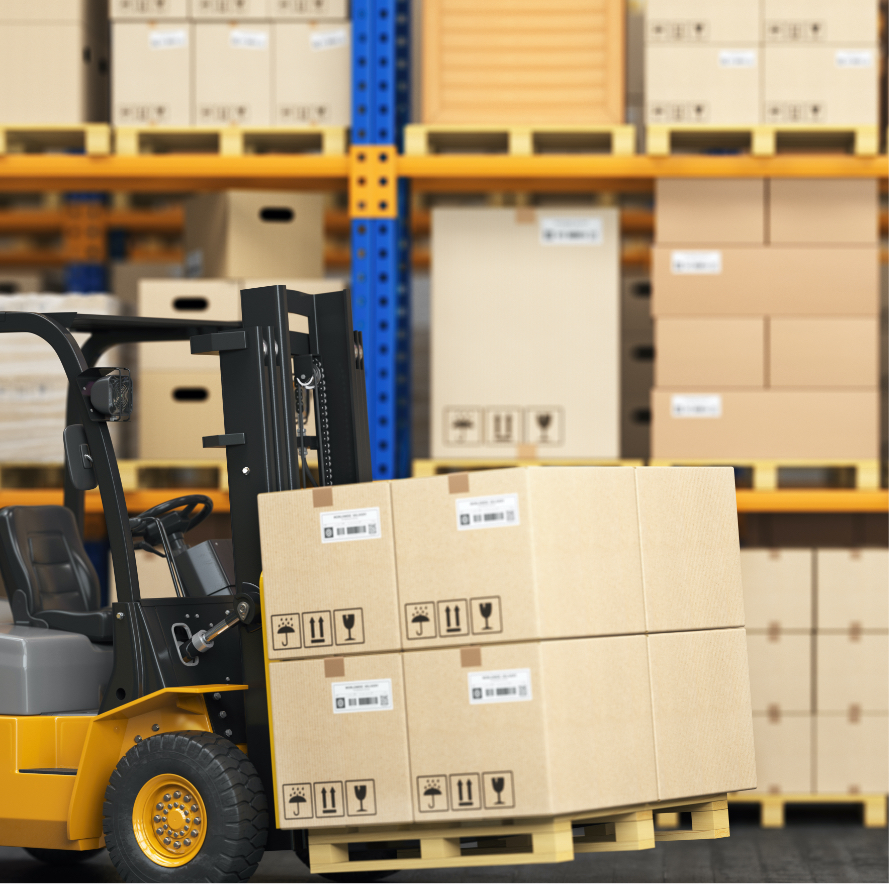 Track shipping/inventory without stepping into warehouse